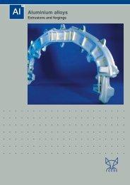 AI Aluminium alloys - Otto Fuchs KG
