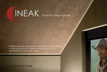 acoustic design panels - Custom Controls
