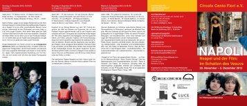 Programmheft (PDF) - Filmstadt München