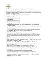 Minnesnoteringar Lamks AU 120918.pdf - SLU