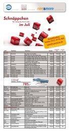Artikel Bezeichnung Beschreibung Listenpreis ... - Ionto-Comed GmbH