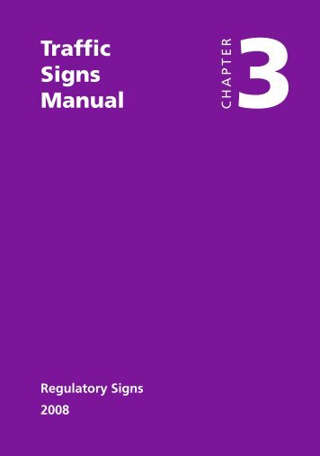 traffic-signs-manual-chapter-03