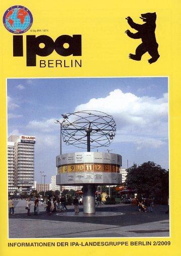 2/2009 - IPA Berlin