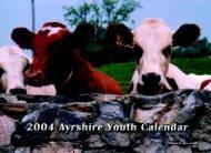 Rick, Sandy & Bethany - U.S. Ayrshire Breeders Association