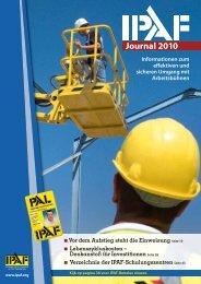Journal 2010 - Ipaf