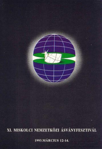 mf1993.pdf (4,2 MB) - Herman Ottó Múzeum Ásványtára
