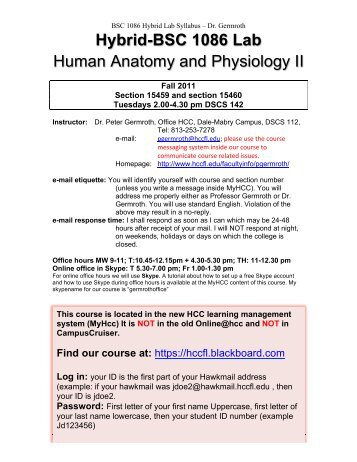 Charmant Online Anatomy And Physiology 2 Course With Lab Bilder ...