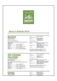 Teatro Comunale di Bologna_programma della stagione 2013