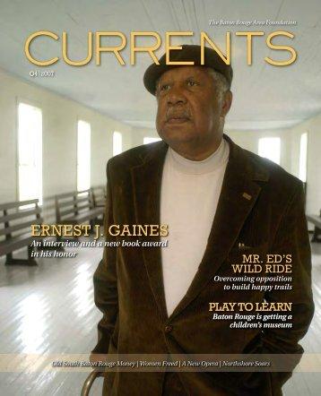 2007 - Q4 Ernest J. Gaines - Baton Rouge Area Foundation