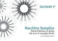 Macchina Semplice - Juliet Design Magazine