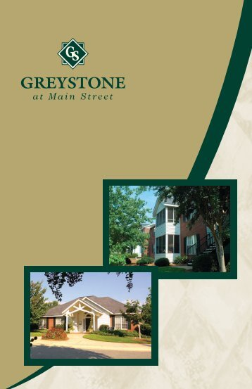 at Main Street - Greystone Properties