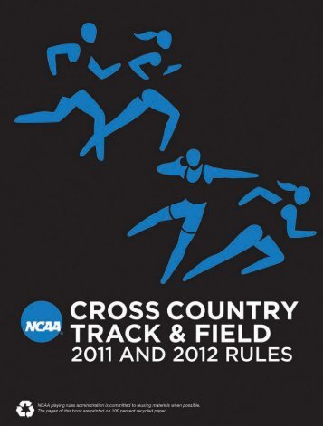 Men's & Women's Track & Field Rules - NAIA
