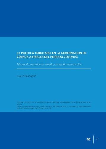 SRI-FISCALIDAD - Centro de Estudios Fiscales