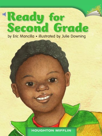 Lesson 25:Ready for Second Grade