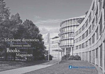 Magazines - Heise Medien Gruppe