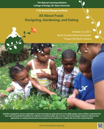 Download Flyer Here. - Natural Learning Initiative