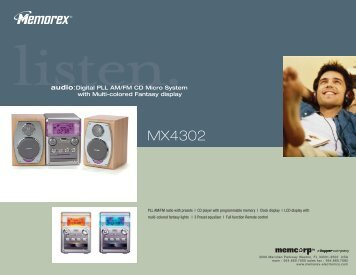 MX4302 - TriStar Distributing
