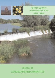 Landscape and Amenities.pdf - Offaly County Council