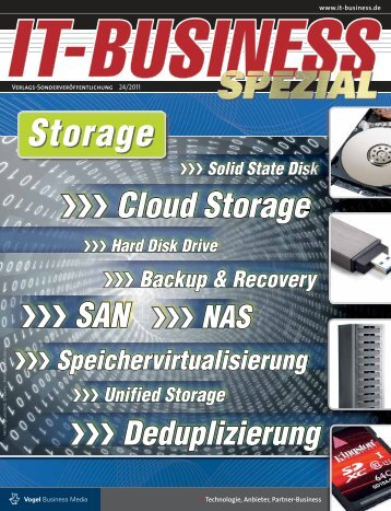 Storage - IT-Business