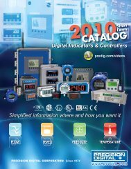 2010 Short Form Catalog - Thermo-Kinetics