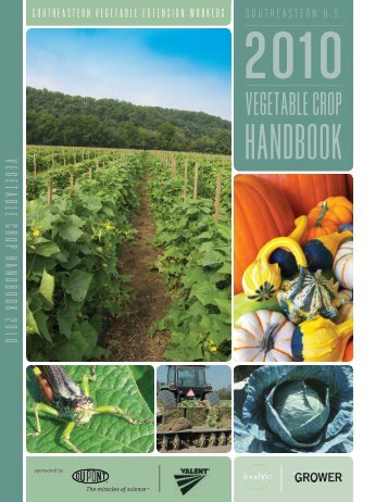 2010 Southeast Veg Guide Part 1 - Alabama Cooperative Extension ...