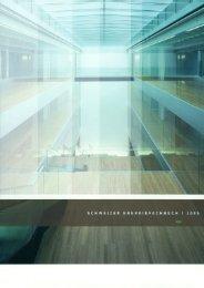 2005 Energiefachbuch (900 kB) - Morscher Architekten BSA SIA AG
