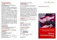 Gifhorner Anti-Gewalt-Akademie - Jugendserver Niedersachsen