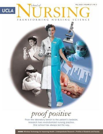 proof positive - UCLA School of Nursing