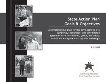 State Action Plan Goals & Objectives - Ciclt.net