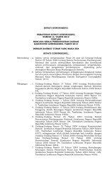 Peraturan Bupati No 16 Tahun 2012 tentang RKPD ... - Gunungkidul
