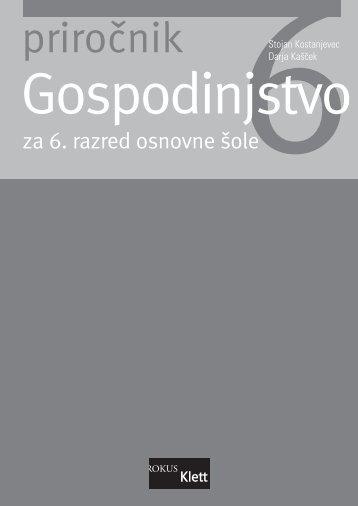 Gospodinjstvo 6 (posodobljena izdaja 2011)