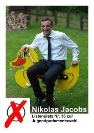 Nikolas Jacobs - Diltheyschule Wiesbaden