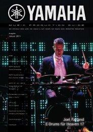 Joel farland e-drums für heaven 17 - EasySounds