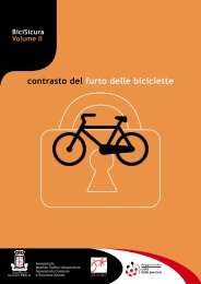 contrasto del furto delle biciclette - Comune di Reggio Emilia