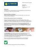 und Weiterbildung Chauffeur- zulassungsverordnung ... - Alpinmedic - Seite 2