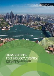 UTS: Off-campus accommodation - Housing ... - Study in the UK