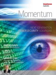 Momentum - Raytheon Australia