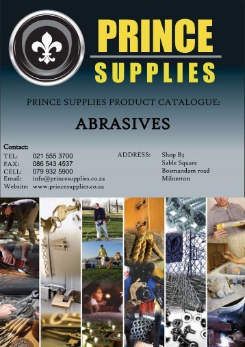 Prince Supplies Abrasives