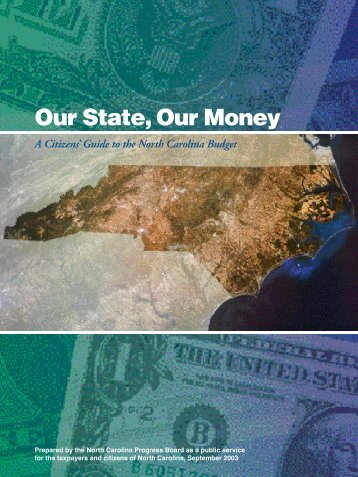 Our State, Our Money - Welcome to Aqua Design