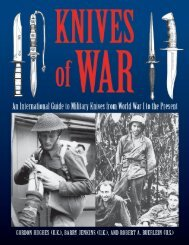 Knives of War: An International Guide to Military ... - Paladin Press