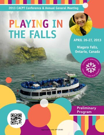 PLAYING IN THE FALLS - Canadian Psychological Association