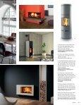 Gemütliche Stunden und wohlige Wärme – die neusten Kamine und ... - Page 2
