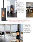 Gemütliche Stunden und wohlige Wärme – die neusten Kamine und ... - Page 3