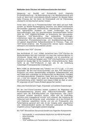 Masshalten beim Clinchen de - TOX PRESSOTECHNIK GmbH & Co ...