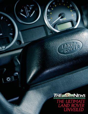Range Rover Classic - Rackspace Hosting