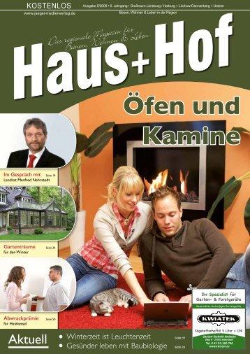 Öfen und Kamine - Jäger Medienverlag