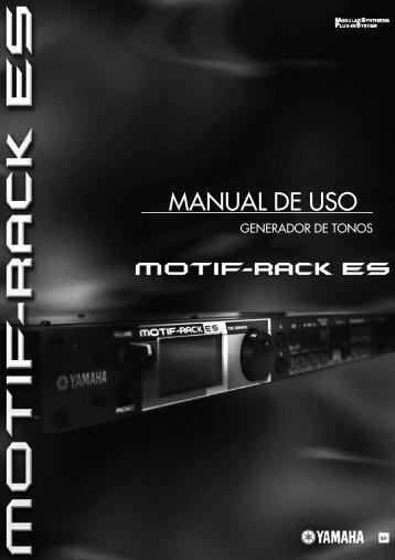 motif-rack 01-05 precauciones - Electromanuals.org