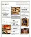 Woodworking Magazine, Spring 2004 - Popular Woodworking ... - Page 2