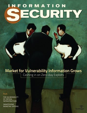 Information Security magazine - Bitpipe