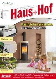 Kachelöfen & Kamine - Haus+Hof Stuttgart